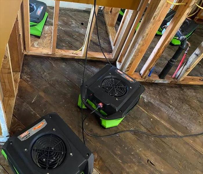 Why SERVPRO: Air Movers