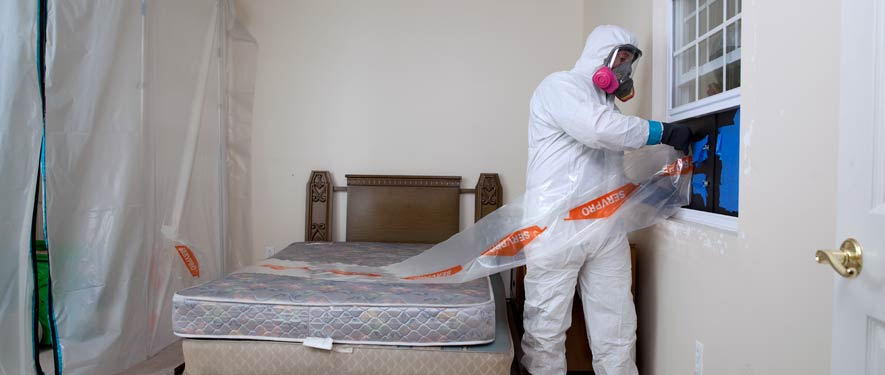 San Bernadino, CA biohazard cleaning