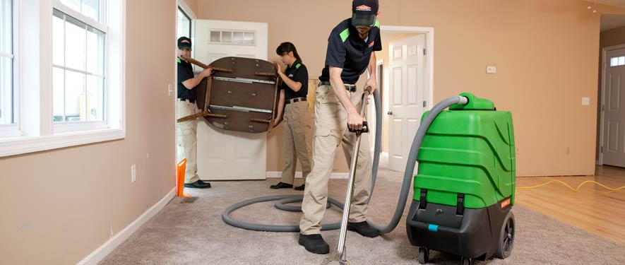 San Bernadino, CA residential restoration cleaning